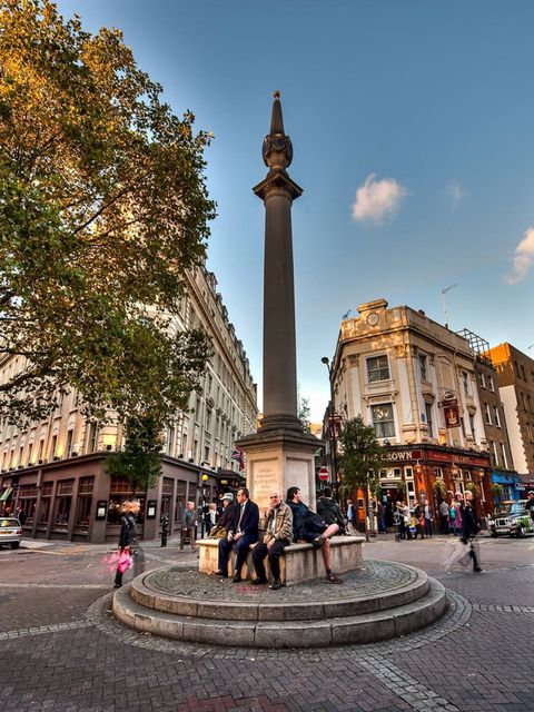 "<p><strong> </strong>London shopping hot spots <a href=""https://www.facebook.com/sevendials"">Seven Dials</a> and <a href=""http://www.elleuk.com/beauty/beauty-notes-daily/time-for-a-quick-blow-dry-manicure-at"