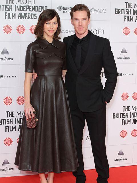 "<p>Name: Sophie Hunter</p><p>Married to: <a href=""http://www.elleuk.com/wedding/how-to-throw-a-sherlock-wedding-benedict-cumberbatch-spencer-hart-jane-bourvis-dress"">Benedict Cumberbatch </a></p><p>Age: 36</p><p>Occupation: Award-winning theatre dir"