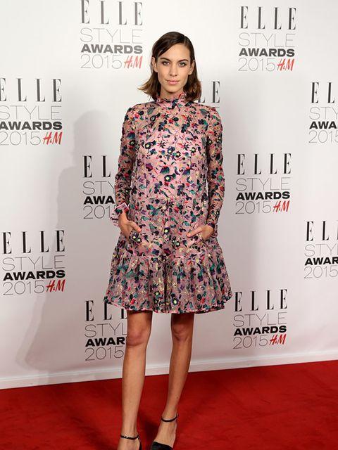 "<p><a href=""http://www.elleuk.com/tags/alexa-chung"">Alexa Chung</a> wears Erdem with <a href=""http://www.elleuk.com/tags/topshop"">Topshop</a> shoes at the ELLE Style Awards, London, February 2015.</p>"