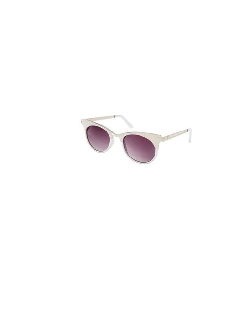 "<p>The sun is finally shining again so statement shades are a must and we've got our eye on these from <a href=""http://www.asos.com/ASOS/ASOS-Metal-Top-Cat-Eye-Sunglasses/Prod/pgeproduct.aspx?iid=2884359&cid=6992&Rf900=1589&sh=0&pge=0&"