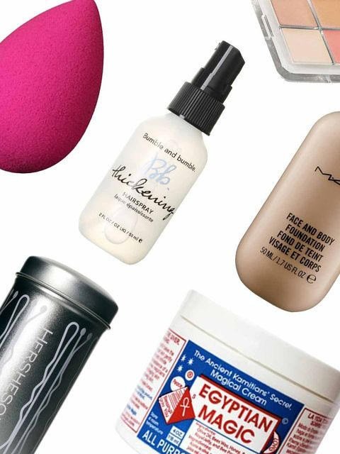 <p>Backstage at fashion week tends to be a scrum of strong-willed make-up artists, hairstylists and journalists and a host beautiful long-limbed models.</p><p>The heat from the hairdryers, the mayhem of styling, and the last-minute model arrivals means th