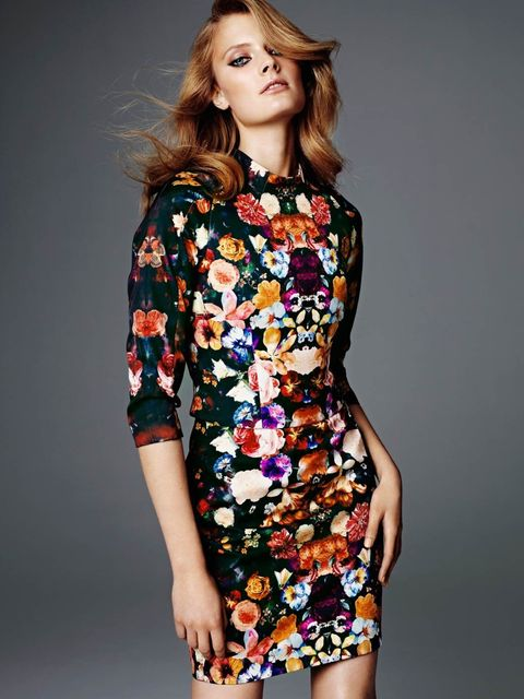<p>A design from the forthcoming H&M Conscious Collection</p>