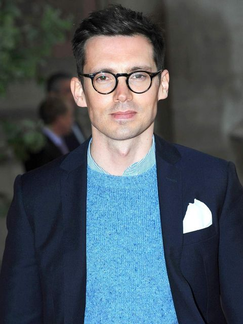 <p>Erdem at the V&A Ballgowns opening</p>