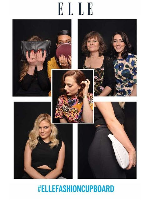 "<p><a href=""http://www.elleuk.com/style/what-elle-wears"">What ELLE Wears </a>extends beyond the amazing array of outfits showcased at the ELLE Style Awards. The team spent an entire day slowly beautifying in the #ELLEfashioncupboard with a team from <a hr"
