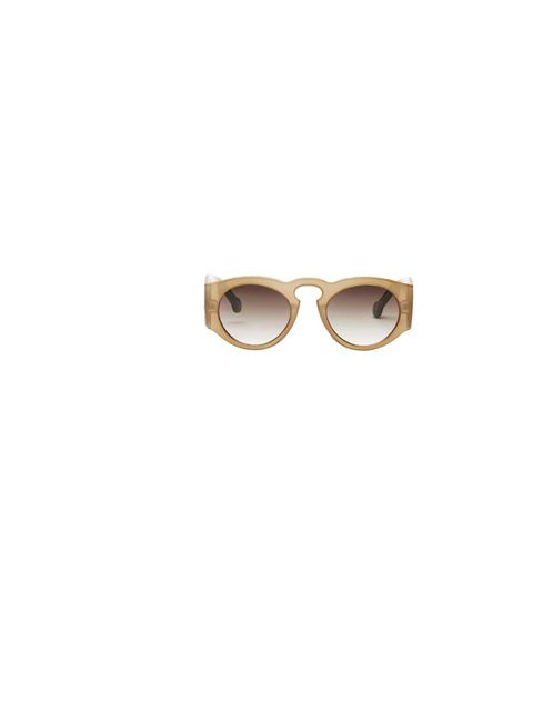 """<p>Barely there add-ons lend a contemporary twist. Meet <a href=""""http://www.monki.com/Shop/Accessories/Lilly_Sunglasses/6897-2771603.1"""">Monki</a>'s 'Lilly' sunglasses, £8</p>"""