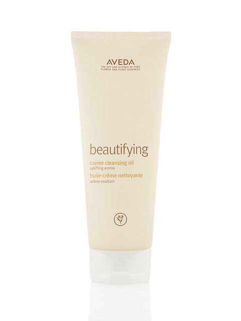 """<p><a href=""""http://www.aveda.co.uk/product/14198/34716/Collections/beautifying/Beautifying-Creme-Cleansing-Oil/index.tmpl"""">Aveda Beautifying Crème Cleansing Oil,£22</a></p><p>Aveda's crème cleansing oil has the kind of delicate lather we crave for clea"""