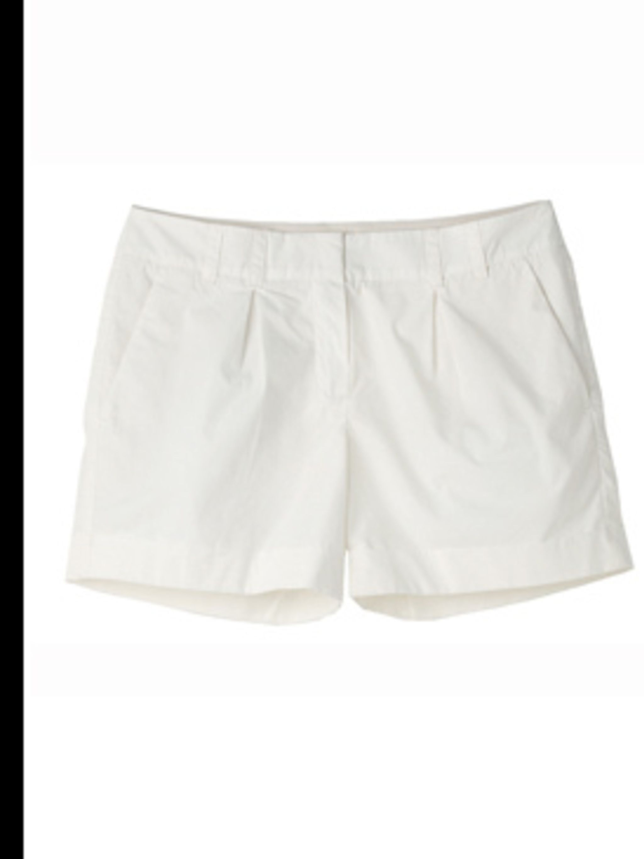 <p>Shorts, £59 by Toast, for stockists 0844 557 5200</p>