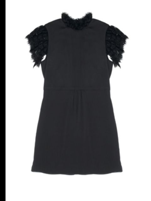 <p>'Ebonised' black lace dress, £245.00 by Twenty8Twelve. For stockists call 0870 067 8838</p>
