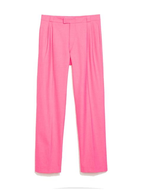 "<p><a href=""http://www.zara.com/uk/en/sale/trf/collection/harem-trousers-c462502p2163538.html"" target=""_blank"">Zara</a> trousers, £29</p>"