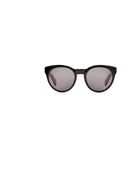 <p>Oliver Peoples 'Olivia' sunglasses, £211, at Adam Simmonds, for stockists call 0207 813 1234</p>