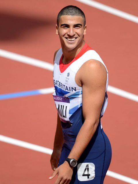 <p>Adam Gemili a British sprinter. </p>