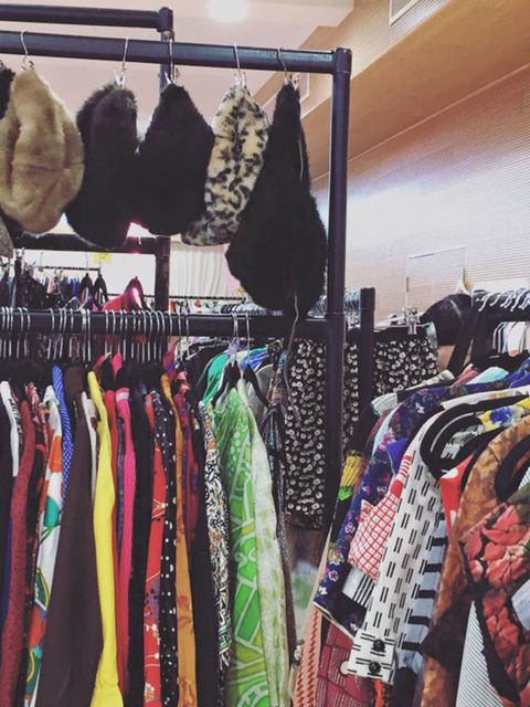 <p>SHOPPING: Bethnal Green's Affordable Vintage Fair</p>  <p>There are times that we need to wax lyrical in order to sell you on an event. And there are times when all we need say is: 'the UK's biggest selection of vintage, reworked and hand-made fashion,