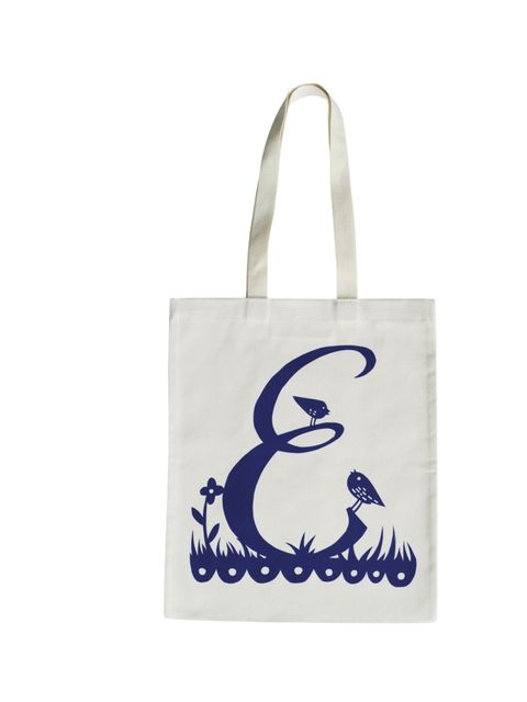 """<p>If there's one person who can spruce up the humble cotton tote, it's print-master Rob Ryan... Rob Ryan for Alphabet Bags tote, £16, at <a href=""""http://www.alphabetbags.com/shopall/rob_ryan_2"""">Alphabet Bags</a></p>"""