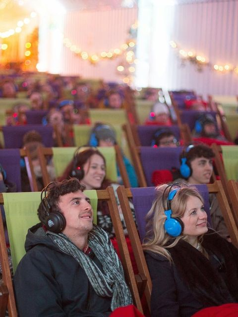 <p><strong>FILM: Vauxhall Village presents Tunnel of Love</strong></p><p>Avoid the usual score of cliché Valentine's activities this weekend with Vauxhall Village's quirky programme of cinematic offerings.&