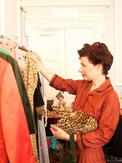 <p><strong>SHOP: Frock Me!</strong></p><p>This Sunday sees Kings Road's Chelsea Town Hall turned into a one-stop vintage Aladdin's cave for the tenth anniversary of its Frock Me! fashion fair.</p><p>Wi