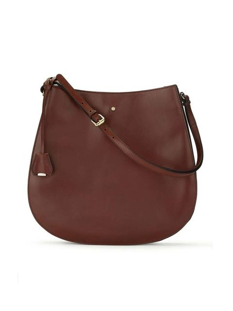 "<p>A bit 70s, a lot strokeable. Yes Jaeger, yes.</p>  <p> </p>  <p><a href=""http://www.jaeger.co.uk/juniper-hobo-bag/790009J.html?dwvar_790009J_size=ITM&start=13&cgid=accessories-bags&dwvar_790009J_color=25900"" target=""_blank"">Jaeger</a> bag, £350</p>"