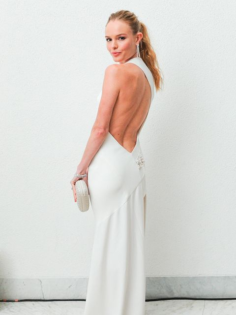 Kate Bosworth wearing Bogetta Veneta to the Hammer Museum's 12th Annual Gala in Los Angeles, October 2014.