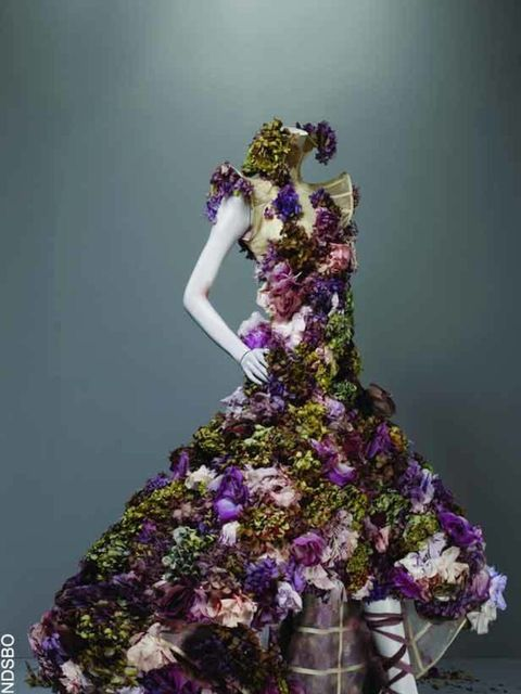<p>Alexander McQueen exhibition for The Metropolitan Museum's Costume Institute</p>