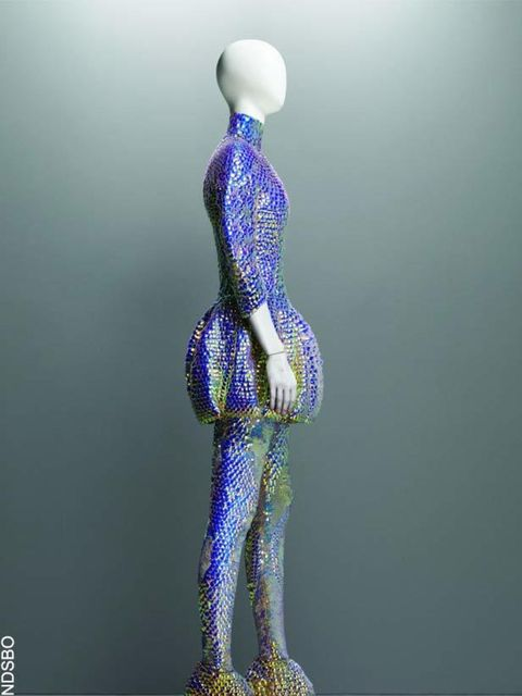 <p> </p><p>Alexander McQueen exhibition for The Metropolitan Museum's Costume Institute</p>