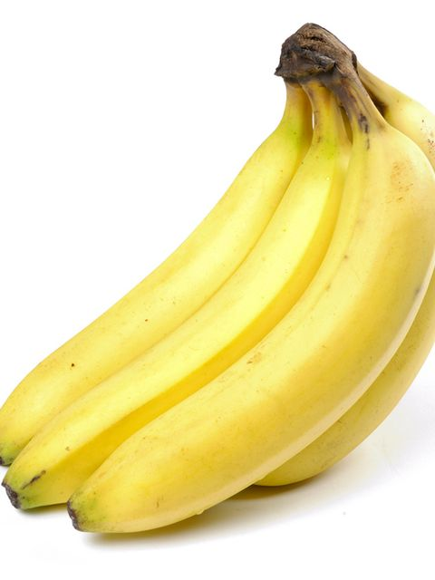 <p>Before: Bananas</p>  <p>You'll be tempted to not eat before you workout, but you need to fuel your tank to avoid burning out your engine. Think of banana's as natures power bar. They're fast acting carbohydrates and are packed withpotassium, which hel