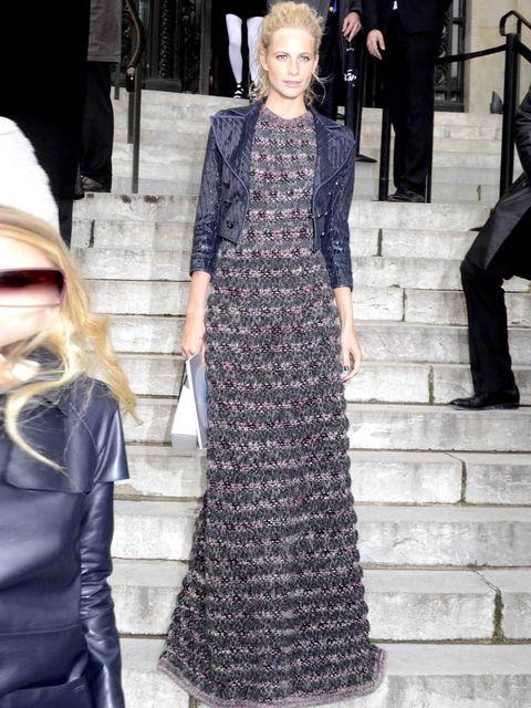 "<p><a href=""http://www.elleuk.com/star-style/celebrity-style-files/poppy-delevigne"">Poppy Delevigne</a> wowing in a <a href=""http://www.elleuk.com/catwalk/designer-a-z/chanel/spring-summer-2012"">Chanel</a> dress outside the <a href=""http://www.elleuk.com/"