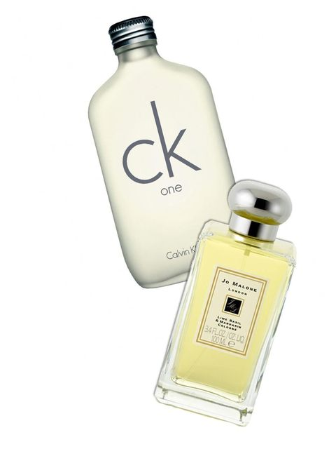 <p><strong>CITRUS:</strong>Fresh and zesty these scents sparkle with citrus notes like lemon, bergamot and grapefruit. </p><p><strong>YOU WEAR:</strong>Fresh, citrus scents like Jo Malone Lime Basil and Mandarin and CK One. </p>