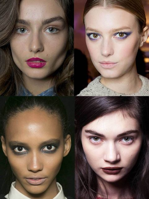 <p>While the big trends are yet to manifest themselves New York has produced some super covetable make-up looks that we're eager to try right now. Well, with this winter weather still raging on it seems more appropriate to wear an Autumn/Winter 2013 look