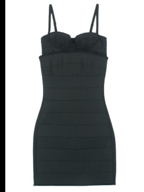 <p>Cotton and elastane dress £165 by D&amp;G, for stockists call 020 7495 9250</p>
