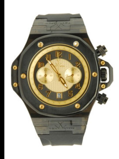 """<p>""""Strong"""" by ToyWatch, £255, 020 7287 5431</p>"""