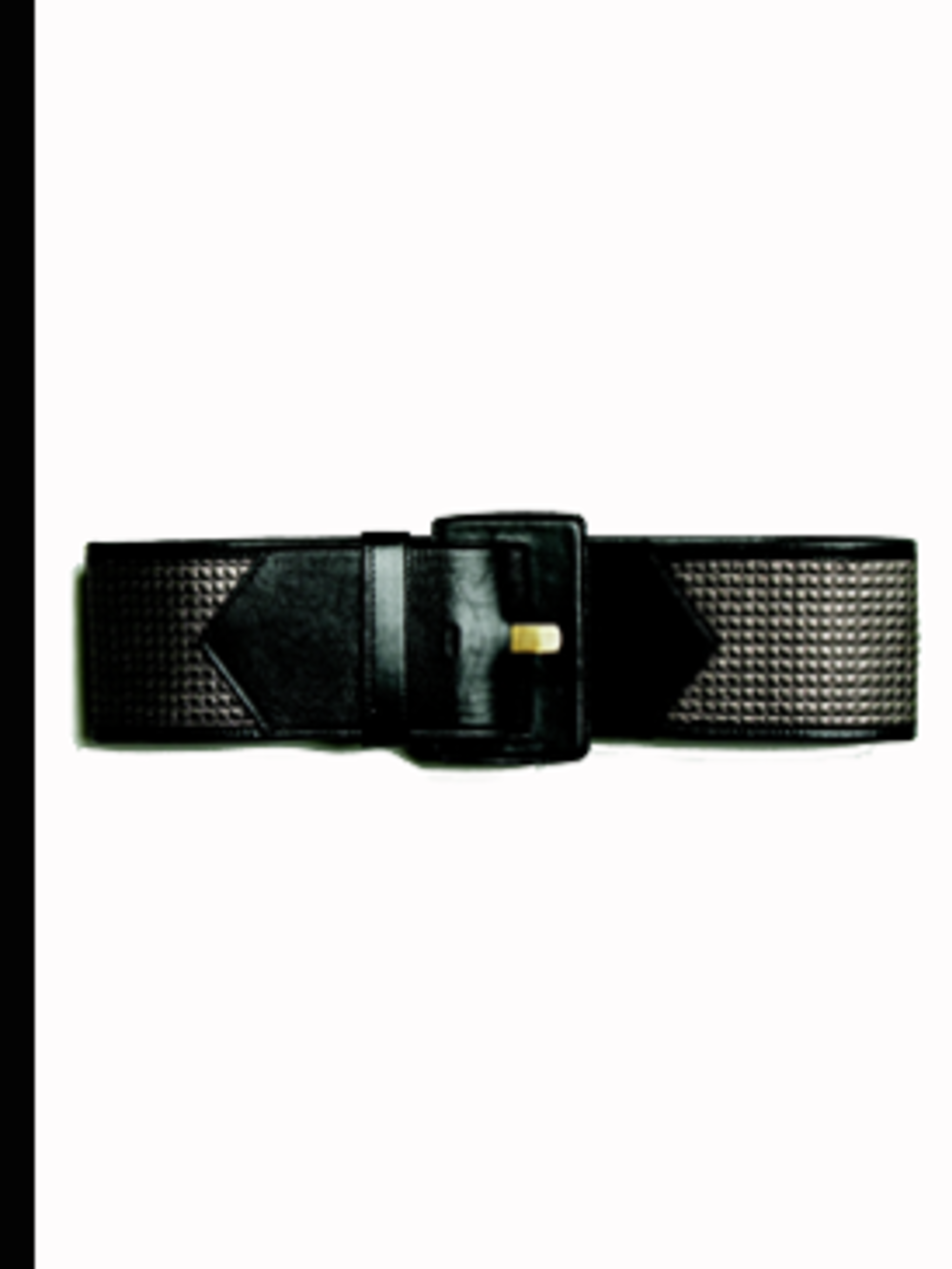 <p>Textured belt, £49 from Reiss 020 7473 9630</p>