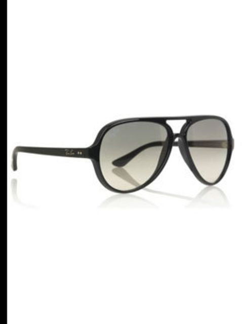 """<p>Aviator sunglasses, £100, by Ray-Ban at <a href="""""""">Net-a-Porter</a></p>"""