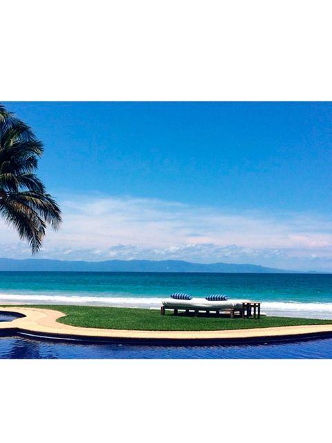 <p>My view #NoFilter @kimkardashian</p>