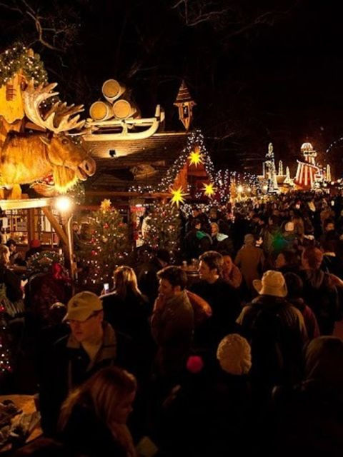 <p>POP-UP: Winter Wonderland </p>  <p>You might not have heard of this small-scale, under-the-radar gathering, but... Nah! We're just kidding. It's the Christmas fair to out-merriment them all, and it's back and bigger than ever. Taking over Hyde Park, th