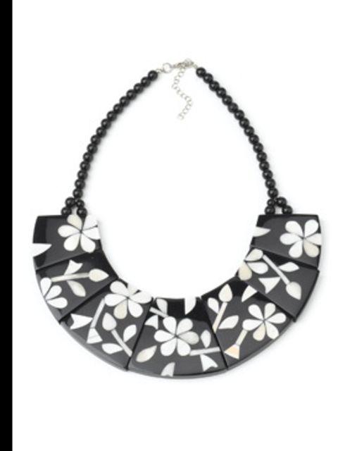 "<p>Flower collar necklace, £16, by <a href=""http://www.monsoon.co.uk/invt/48268903&amp;bklist=icat,5,shop,accessorize,accessorizejewellery,accessorizenecklaces"">Monsoon</a></p>"
