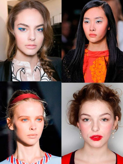 "<p>London Fashion Week AW14 was a riot of colour and imagination. Here we show you how to get ahead and recreate the looks now. Which will you try first?</p><p><a href=""http://www.elleuk.com/beauty/hair/hair-features/best-hair-london-fashion-week""></a></p"