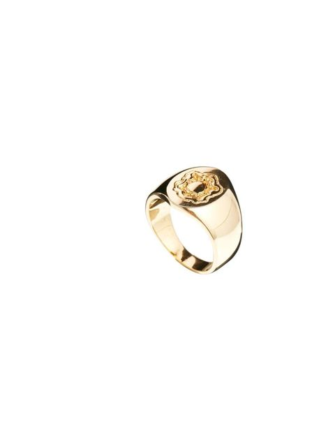 "<p>Signet rings are our jewellery obsession du jour - this one also comes in handy when wax-sealing confidential letters. </p><p><a href=""http://www.asos.com/ASOS/ASOS-Gold-Plated-Pinky-Ring/Prod/pgeproduct.aspx?iid=3426744&cid=6992&Rf-400=53&Rf900=1500&s"
