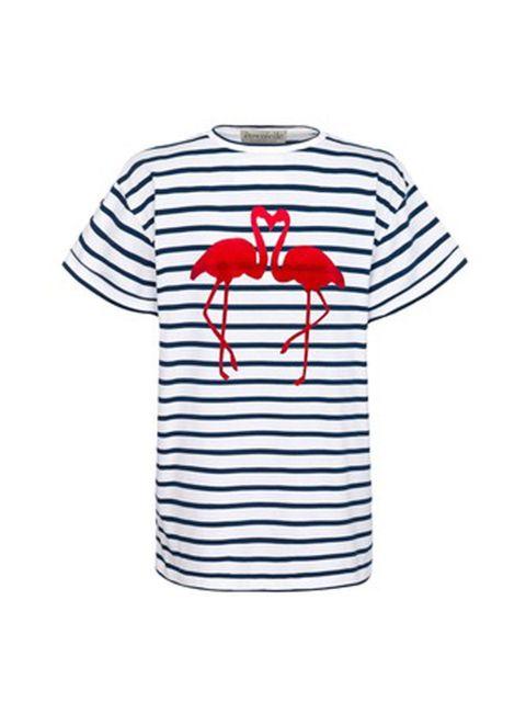 "<p><a href=""http://www.etrececile.com/flamingo-oversize-t-shirt.html"" target=""_blank"">Etre Cecile</a> flamingo tshirt, £80</p>"
