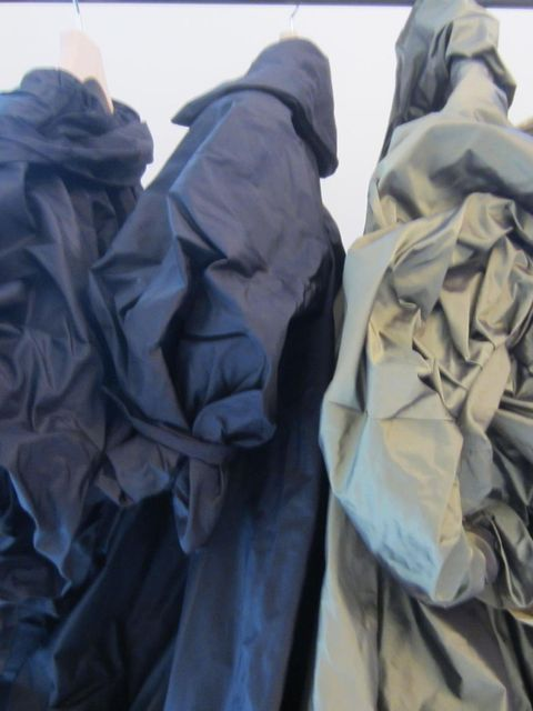 <p>Clothing details from the John Rocha A/W '12 collection</p>