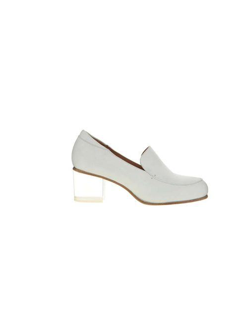 "<p>We love the unexpected flash of white shoes in winter - they'll give a lift to any outfit.</p><p><a href=""http://www.asos.com/ASOS-White/ASOS-WHITE-WARWICK-Leather-Loafers/Prod/pgeproduct.aspx?iid=3427586&cid=6992&Rf900=1562&sh=0&pge=0&pgesize=204&sort"
