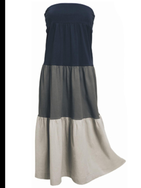 <p>Block Maxi Dress, £19.99</p>