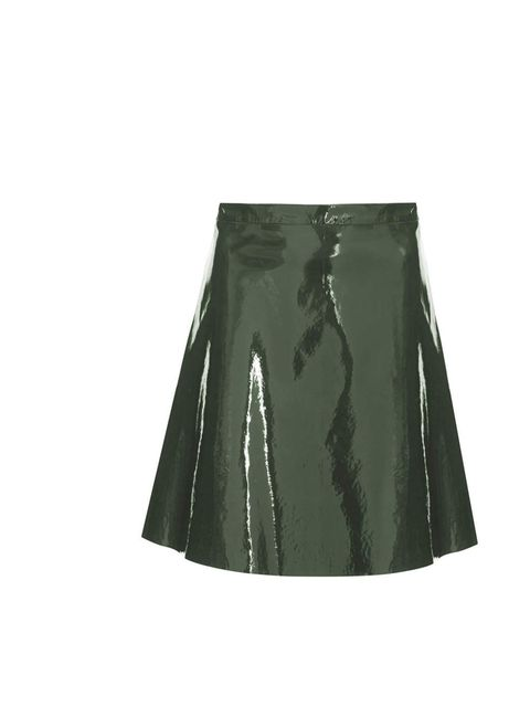 "<p>Fashion Director Anne-Marie Curtis has her eye on this patent skirt, and if it's good enough for her...</p><p><a href=""http://www.topshop.com/en/tsuk/product/clothing-427/boutique-440/patent-aline-skirt-by-boutique-2490806?bi=1&ps=200"">Topshop Boutique"