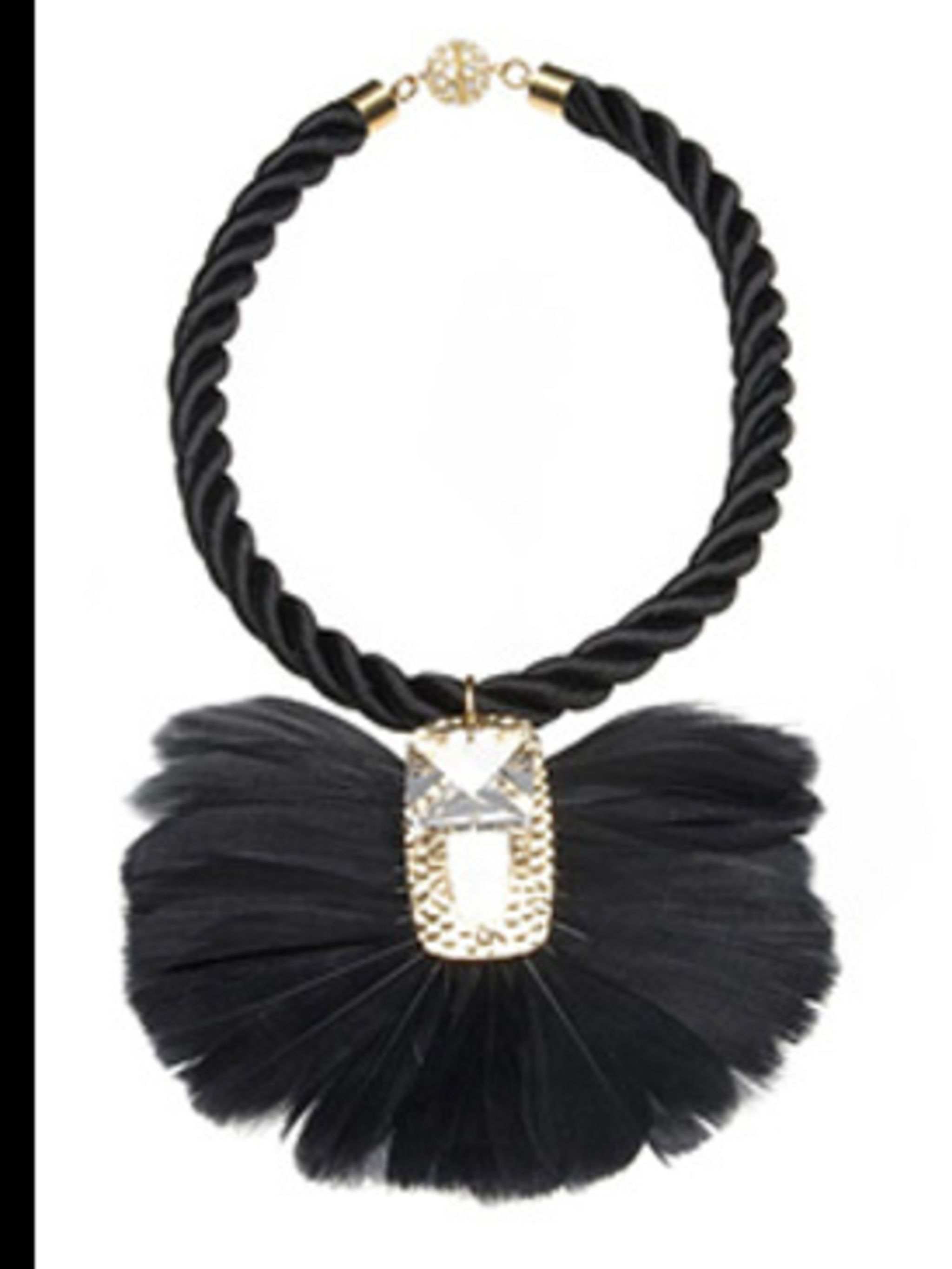 <p>Choker, £110.00 by Mimco. For stockists call 0207 486 9778</p>