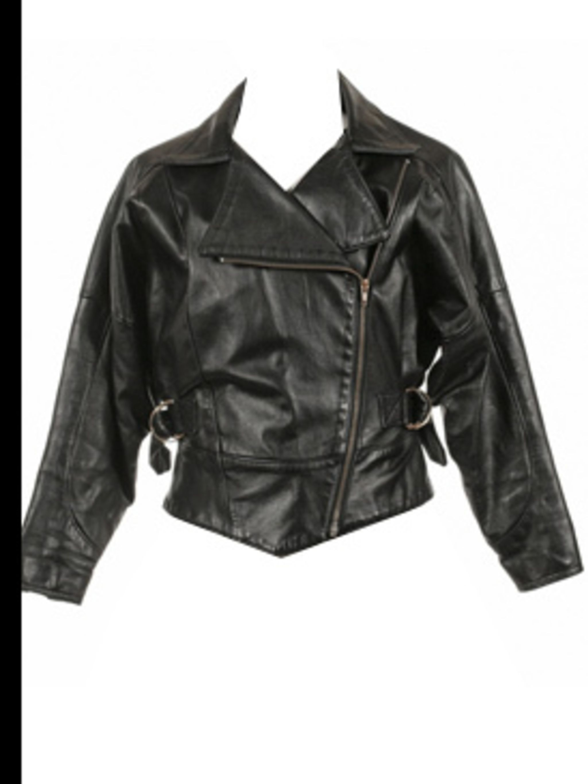 "<p>Jacket, £70.00 at <a href=""http://www.rokit.co.uk/product.php?product_id=WC400036"">Rokit</a></p>"