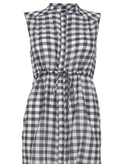 <p>Drawstring dress, £30, by Warehouse (0845 122 2251)</p>