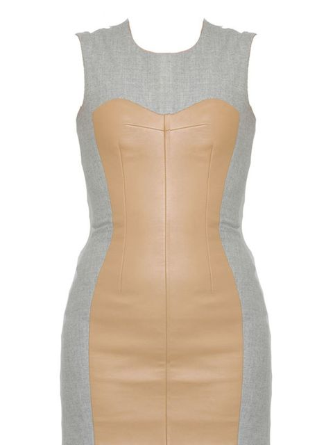 <p>Irwin &amp; Jordan dress, £495, for stockists call 020 7087 9103 </p>