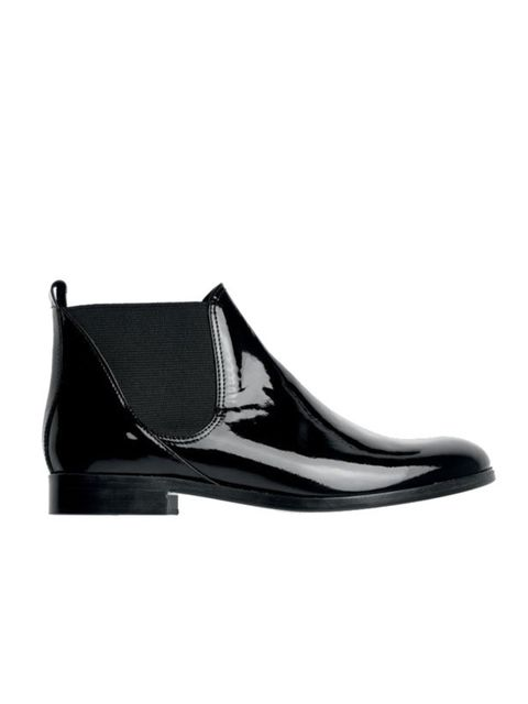 """<p><a href=""""http://www.toast.co.uk/product/footwear+and+socks/F0AH4/Patent+Chelsea+Boot.htm?categoryref=%2Fcategory.aspx%3Fcategoryid%3Dfootwear%2520and%2520socks%26seoterm%3Dfootwear%2520and%2520socks%26nopaging%3Dtrue%26&amp&#x3B;pcat=footwear+and+socks&amp&#x3B;"""