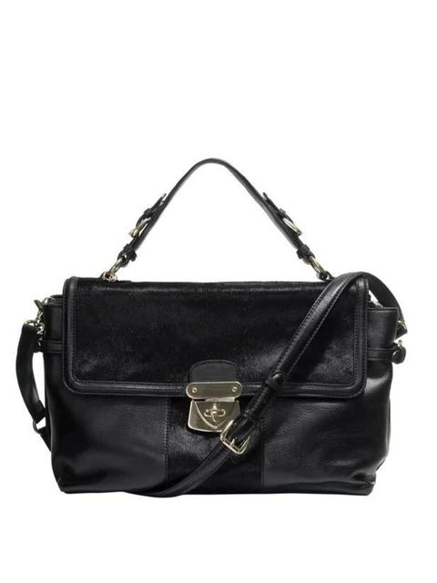 "<p><a href=""http://www.reissonline.com/shop/womens/bags/tilly/black/"">Reiss </a>'Tilly' bag, £245</p>"