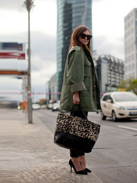 "<p>Katja, Berlin</p><p>Coat from US miltar, Zara shoes, Celine bag and COS trouser</p><p><a href=""http://www.elleuk.com/style/street-style/berlin-street-style""></a></p><p><em><a href=""http://www.elleuk.com/style/street-style/best-of-spring-summer-2014-sho"