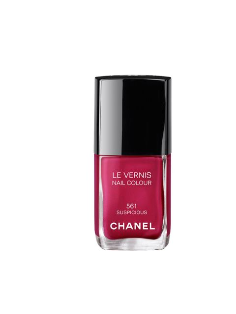 <p>Chanel Le Vernis in 'Suspicious' , £18, available at the Old Covent Garden Market pop-up shop, London</p>