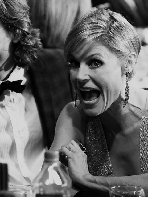 <p>Julie Bowen hears something utterly ridiculous, responds accordingly.</p>